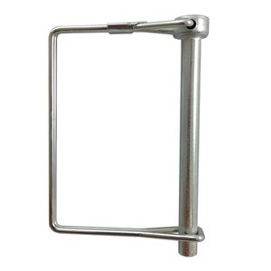 Onward Quick Pin, 1/4 in (6 mm), Zinc , Square Carbine