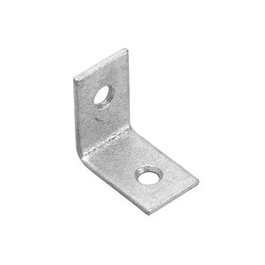 Onward Hot-Dip Galvanized Corner Brace, 1/2 in (13 mm) x 1 in (25 mm) (4-Pack)
