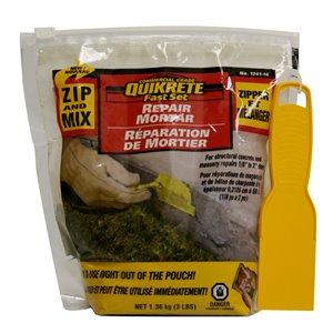 QUIKRETE 3-lbs Zip & Mix Repair Mortar