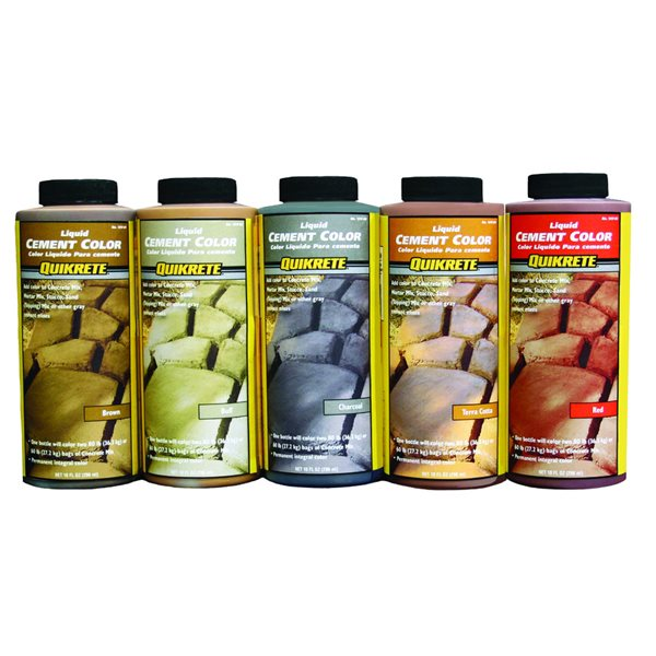 QUIKRETE 1.5-lbs Charcoal Cement Color Mix