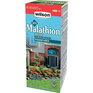 Wilson 16.91 oz 50% Malathion Liquid Concentrate Insecticide