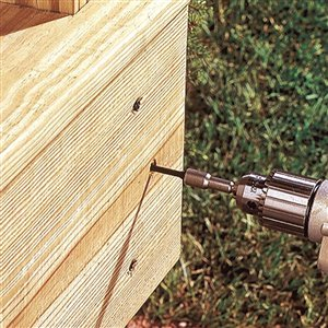 FastenMaster 12-Count 2-1/2-in Structural Wood Screws