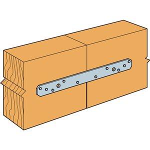 Simpson Strong-Tie MSTA 12-in. 18-Gauge ZMAX� Galvanized Medium Strap Tie