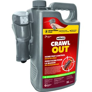 Wilson 101.44-fl oz Ready-to-Use Insecticide Battery Spray