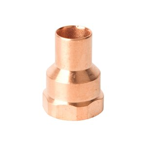 1/2-in Dia. Copper Threaded Adapter Fitting