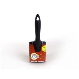 Foamed Glass Grill Brush