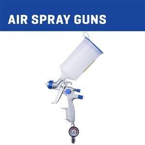 Kobalt Gravity Feed HVLP Spray Gun with 1000cc Cup