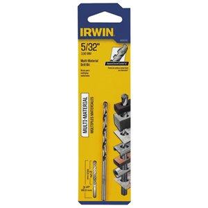 IRWIN 5/32-in x 3.5-in Round Rotary drill Bit
