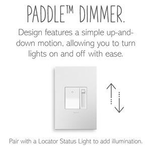 Legrand Paddle CFL/LED Dimmer