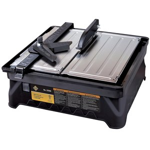 Q.E.P. 7-in 0.75 HP Wet Tile Saw