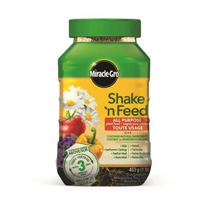 Miracle-Gro Miracle-Gro Shake N Feed All purpose Food (12-4-8)