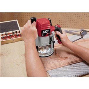 SKIL 1/2-in Straight Carbide Router Bit