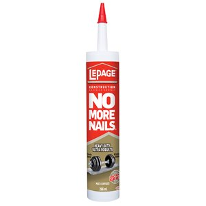 LePage Lepage More Nails Express Heavy Duty