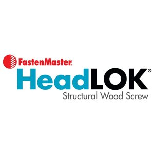 FastenMaster 50-Count 6-in Structural Wood Screws