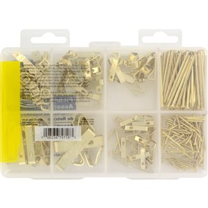 Hillman Medium Picture Hanging Kit