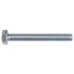 Hillman 1/4-in-20 Zinc-Plated Hex-Head Standard (SAE) Tap Bolts