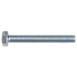 Hillman 5/16-in-18 Zinc-Plated Hex-Head Standard (SAE) Tap Bolts