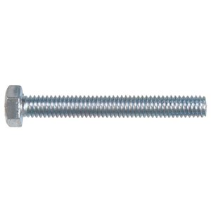 Hillman 5/16-in-18 Zinc-Plated Hex-Head Standard (SAE) Tap Bolts