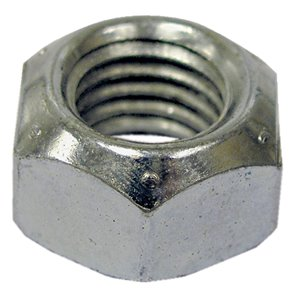 Hillman 5/16-in-20 Zinc Plated Standard (SAE) All Metal Lock Nuts (3-Pack)