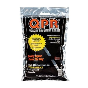 QPR 22.7kg Permanent and Easy Pothole Repair Material