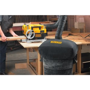 DEWALT 13-in 3-Blade Heavy-Duty Thickness Planer