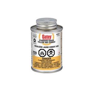 Oatey 4-fl oz ABS cement