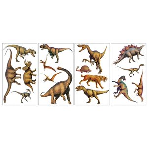 RoomMates Dinosaur Wall Decals