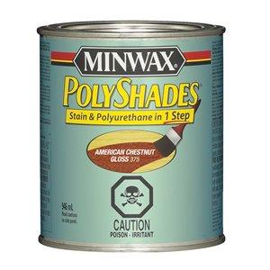 Minwax PolyShades Oil Wood Stain & Polyurethane