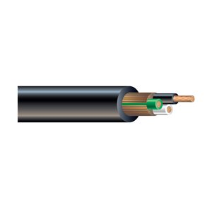Southwire 14 AWG Stranded Copper Wire (By-the-Metre)