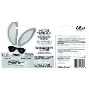 Energizer Max AA (24-Pack)