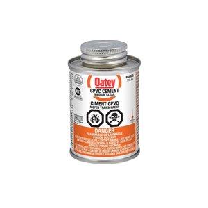 Oatey 4-fl oz PVC cement