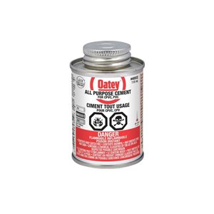 All-Purpose Clear Cement