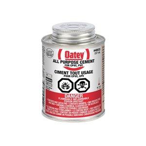 Oatey 8-fl oz All-purpose cement