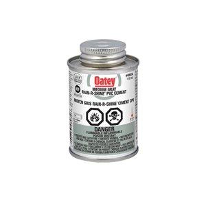 Oatey 8-fl oz PVC cement
