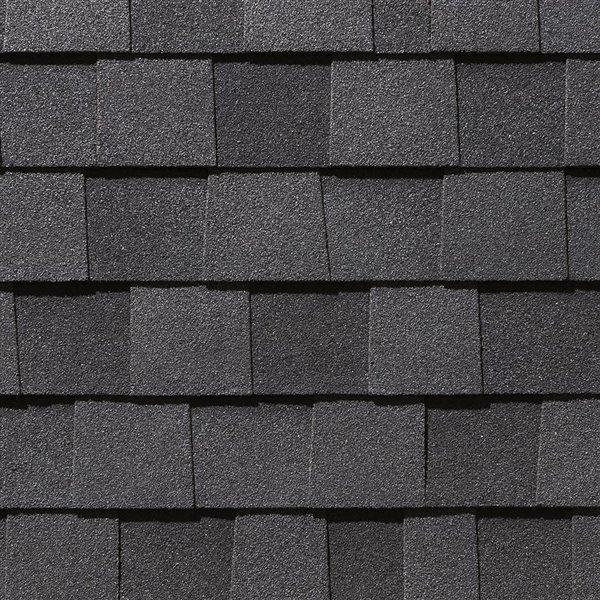 Bp Canada Mystique 42 2 Tone Black 32 9 Sq Ft Roof Shingles Lowe S Canada