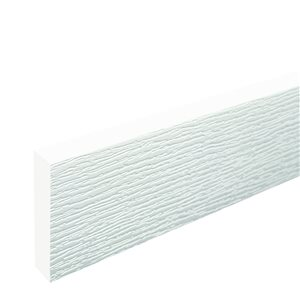Royal Mouldings Limited 1 x 4 x 8 Pre-Finished PVC Board