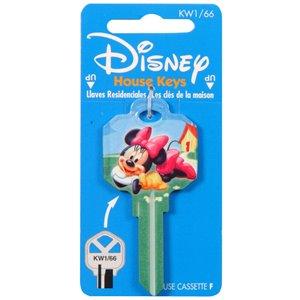 Hillman #66 Key Blank Disney Mini Mouse