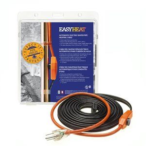 EasyHeat Pipe Heat Cable