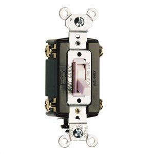 Legrand 15-Amp Ivory 4-Way Light Switch