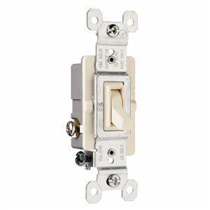 Legrand 15-Amp White 3-Way Light Switch