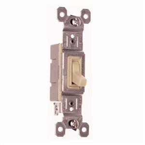 Legrand 15-Amp Ivory Light Switch