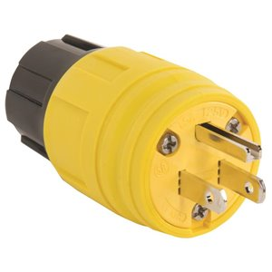 Legrand PS14W-47CCV3 3-Wire Watertight Plug