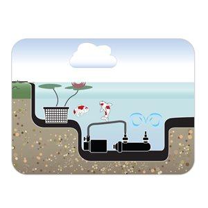 smartpond UV Pond Clarifier