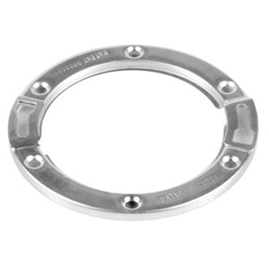 4-in Dia. Stainless Steel Toilet Flange