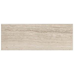 American Olean 6-Pack 3-in x 8-in Arctic Topaz Natural Limestone Floor Tile