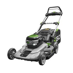 EGO POWER+ 56-Volt 21-in Push Cordless Electric Lawn Mower 5 Ah Battery and Charger Included