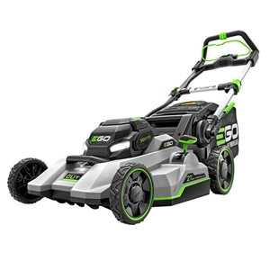 EGO POWER+ Select Cut 56V Brushless 21-in Self-propelled Cordless Electric Lawn Mower 7.5 Ah Battery - Charger Included