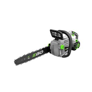 EGO POWER+ 56-Volt 14-in Brushless Cordless Electric Chainsaw 2.5 Ah Battery & Charger Included