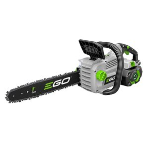 EGO POWER+ 56-Volt 18-in Brushless Cordless Electric Chainsaw 5 Ah Battery & Charger Included