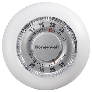 Honeywell Home Honeywell Home Round Manual Thermostat Heat Only